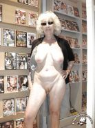 FLASHING and Fucking in Adult Sex Shops  1