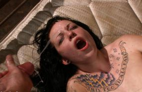 Brutal BDSM Double Penetration Gangbang! Aria - By: FTW88 #10406960