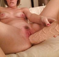 Big pussy wide open
