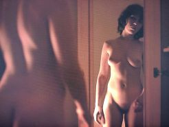 Scarlett johansson full nude (front) in movie