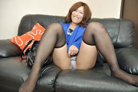 Asian mature pics 2 - Hairy, spread, riding #30511322