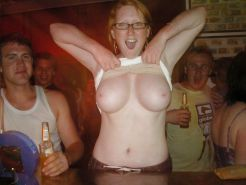Gorgeous Public Nudity Part 2 (Bar addition) #26214230