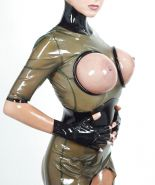 Latex rubber pics collection 5