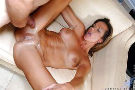 DRIPPING CREAMPIES YUMMY!