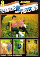 Teeners from Holland #8 (Vintage Mag)