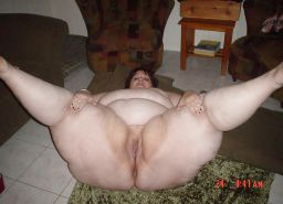 BBW chubby old women mature and grannies big boobs #35244502