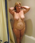 BBW chubby old women mature and grannies big boobs #35244559