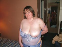 BBW chubby old women mature and grannies big boobs #35244563