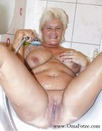 BBW chubby old women mature and grannies big boobs #35244609