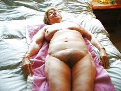 BBW chubby old women mature and grannies big boobs #35244692