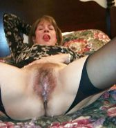 Bottomless and Hairy Creampie #26973606