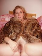 Bottomless and Hairy Creampie #26973686