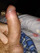 Hard cock and pre cum