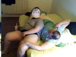 Sabine my wife and olivier  bbw mature amateur 12