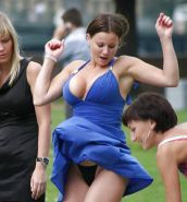 Upskirt, Flashing, candid images from girls and matures #27623042