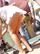 Upskirt, Flashing, candid images from girls and matures #27623054