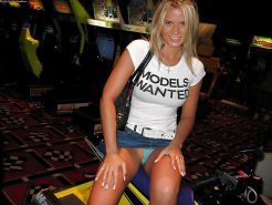 Upskirt, Flashing, candid images from girls and matures #27623274