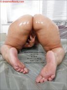 GERMAN BBW PAWG SAMANTHA IN OIL