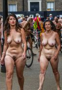 Wonders of the World Naked Bike Ride #38688908
