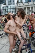 Wonders of the World Naked Bike Ride #38689012
