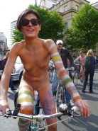 Wonders of the World Naked Bike Ride #38689220