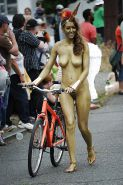 Wonders of the World Naked Bike Ride #38689487