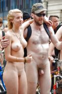 Wonders of the World Naked Bike Ride #38689551