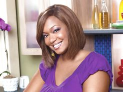 Let's Jerk Off Over ... Chef Sunny Anderson (Food Network)