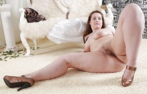 Collection of women with hairy pussy 25 (chubby, fat, BBW) #23637777