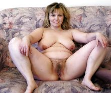 Collection of women with hairy pussy 25 (chubby, fat, BBW) #23637848