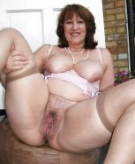 Collection of women with hairy pussy 25 (chubby, fat, BBW) #23637931