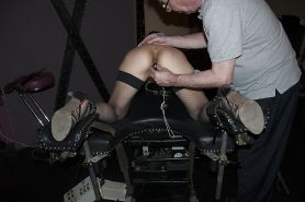 Pain pleasure sexslaves bdsm tied up taped up whipped 2 #35135896