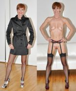 MATURE  AND GRANNY SHOW THEIR BITS 2 #31454636