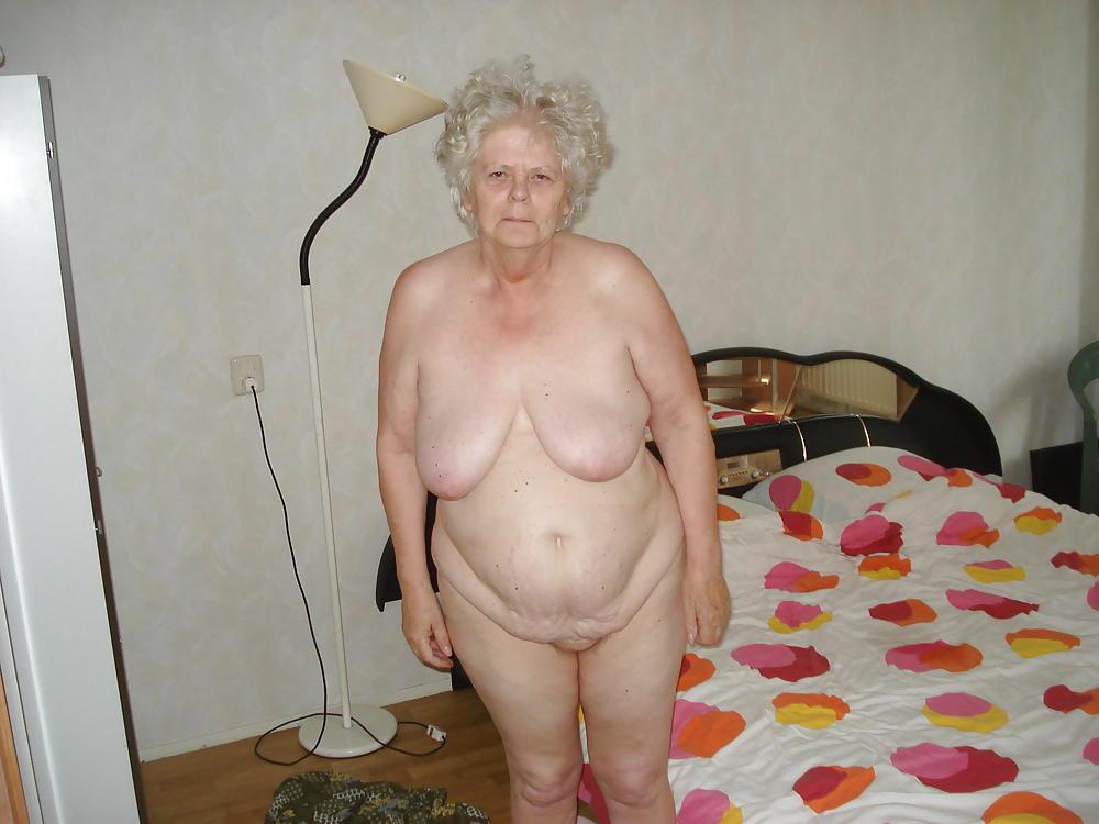 Haarige Grannys