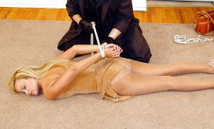 Ropes,leather,chains and pantyhose 1.