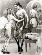 Vintage Erotic Drawings 5
