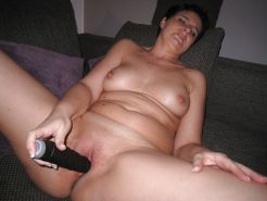 More mature wives and moms posing nude and being used #28519406