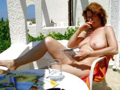 More mature wives and moms posing nude and being used #28519588