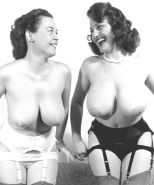 Vintage big boobs Perfect tits Great boobs #32097234