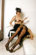 Babes in pantyhose-spanked pic album 3