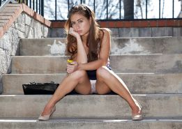 Upskirt Cameltoes #rec Amateur showing pussy PublicNudity 10 #24068482