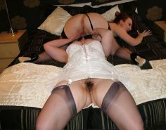Horny matures in stockings 3 #29973755