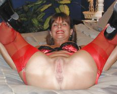 Horny matures in stockings 3 #29974005