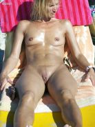 Only the best amateur mature ladies at the beach. 3