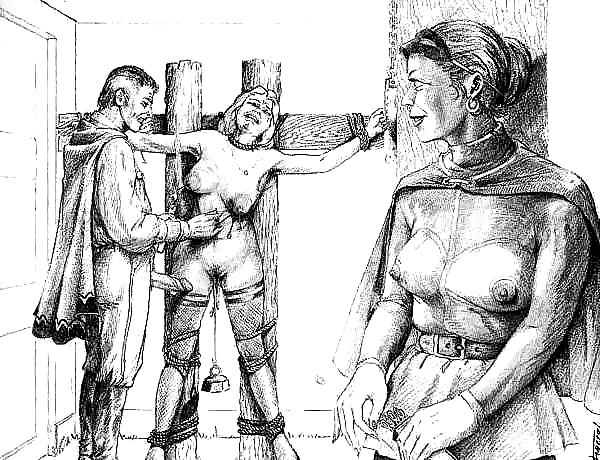 Bdsm Torture Draw 06 #25857301