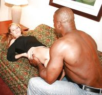 Love Interracial? Amateur Mostly, Foreplay, Blowjobs