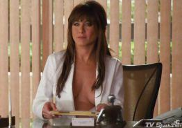 Mature celebrity Jennifer Aniston-movie Horrible Bosses.