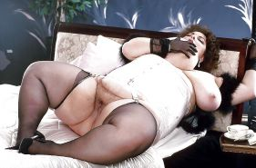 Mature BBWs in stockings 29 #29214973