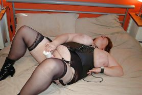 Mature BBWs in stockings 29 #29215222