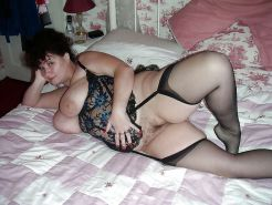 Mature BBWs in stockings 29 #29215255